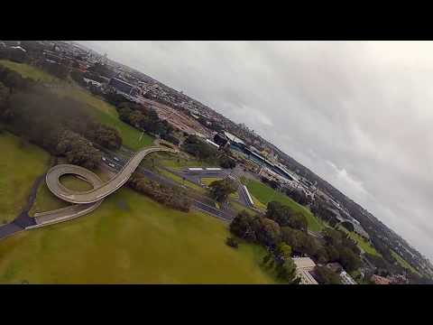 Фото Iflight DC5 Titian DJI 6S Wet Weather fly Sydney. This thing is insane.