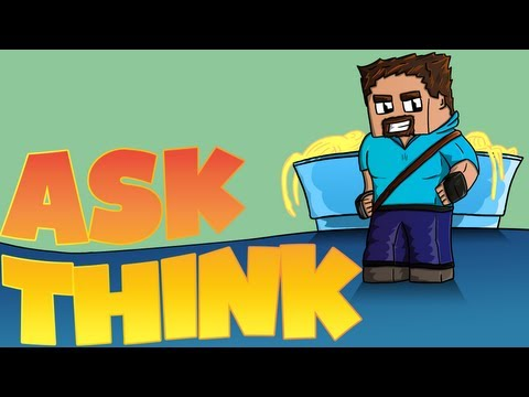 Ask Think #56: I'm Going to Minecon!