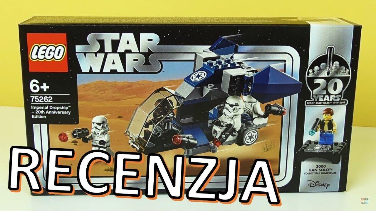 Lego Star Wars Statek Desantowy Imperium Edycja Jubileuszowa 75262