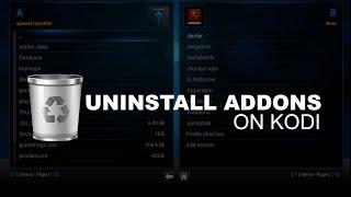 Download lagu Fully Uninstall Addon on Kodi MP3