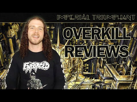 IMPERIAL TRIUMPHANT Alphaville Album Review | Overkill Reviews