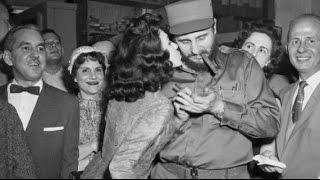 La historia de la mujer que pudo matar a Castro pero sólo le rompió el corazón