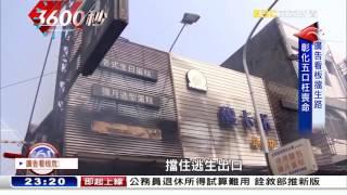 廣告看板擋生路 火災發生難逃命【3600秒】