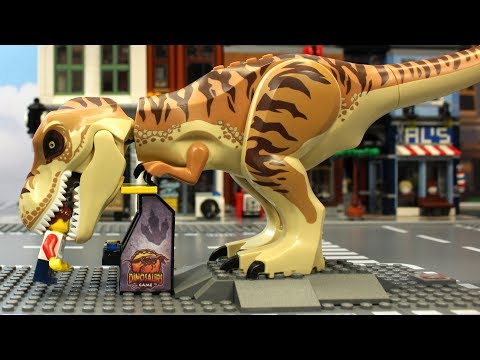 LEGO JURASSIC WORLD ARCADE 3
