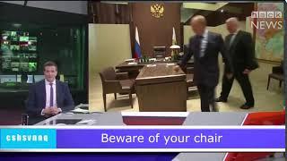 Приколы про Путина | Сделал вид, что не заметил