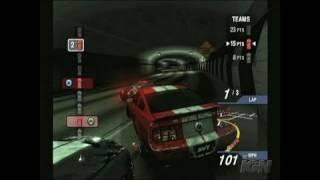 Ford Bold Moves Street Racing Sony PSP Trailer -