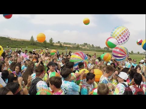 Miller Middle School Attempts 2nd Guinness World Record with Tie-Dye