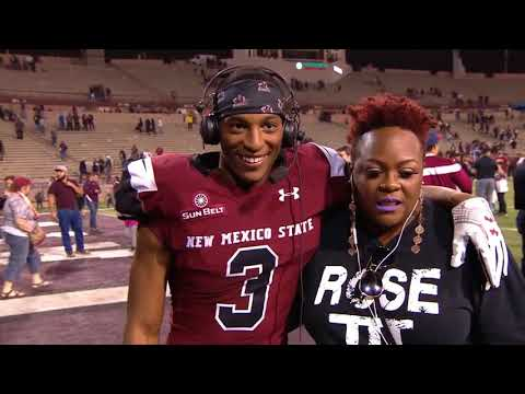 Post Game Celebration - New Mexico State v. South Alabama - 2017 Dec 2