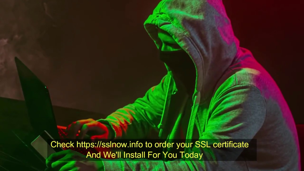 Cheap Ssl Certificate Ssl Quick Solution Youtube