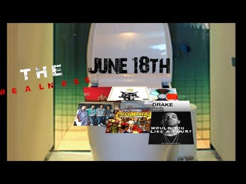 The Realness: June 18th pissing contest was unreal