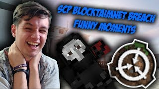 SCP: BLOCKTAINMENT BREACH FUNNY MOMENTS by Haksiu