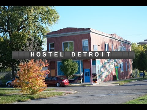 DIY Travel Reviews - Hostel Detroit, Overview of Amenities a
