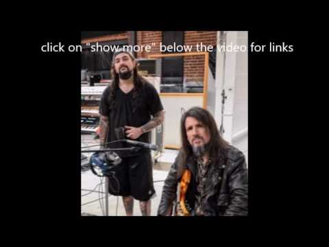 """new """"supergroup"""" Sons of Apollo feat. Portnoy/Soto/Sheehan/ + more album Psychotic Symphony"""