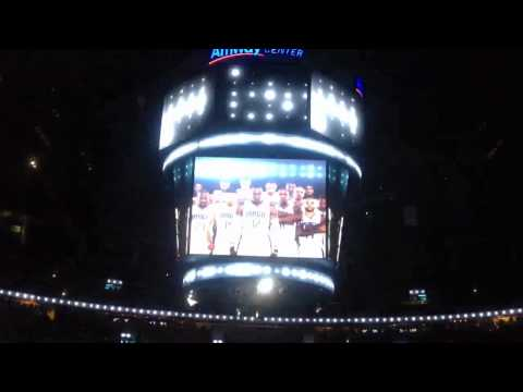 Orlando Magic 2011-2012 Intro w/ player introductions