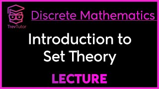 [Discrete Math 1] Introduction to Sets