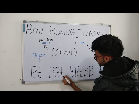 Beat Boxing Tutorials For Beginners in  Hindi | Part 1 |Basics