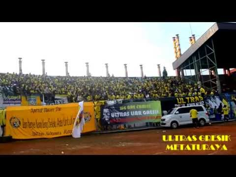 ULTRAS GRESIK AWAY MADURA 04 NOVEMBER 2016