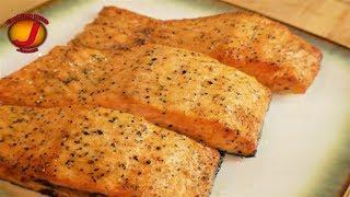 Air Fryer Salmon | Air Fryer Recipes | Power Air Fryer Oven Elite