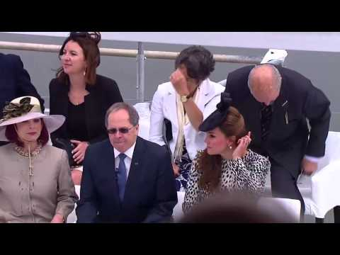 Royal Princess Naming Ceremony with Her Royal Highness, The Duchess of Cambridge | Princess Cruises