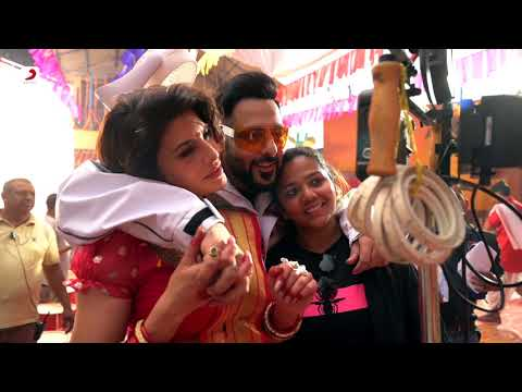 Genda Phool (Behind the scenes) | Badshah | Jacqueline Fernandez | Payal Dev