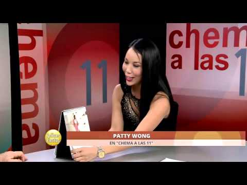 Chema a las 11- Entrevista a Patty Wong