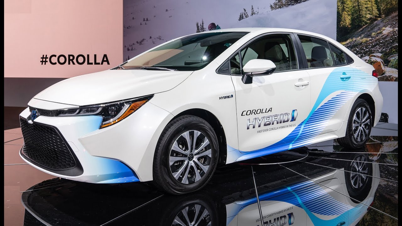 2020 Toyota Corolla Hybrid – First Look !!!