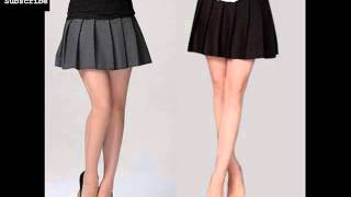 Repeat youtube video Black Skirts For Women | Skirts For Women Romance