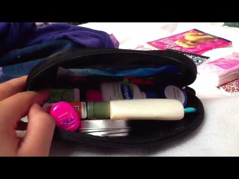 What I think you should put in your purse for school
