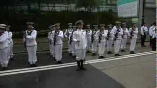 Hong Kong - 10th November 2013 - Remembrance Day / Poppy Day / Armistice Day / Veterans Day