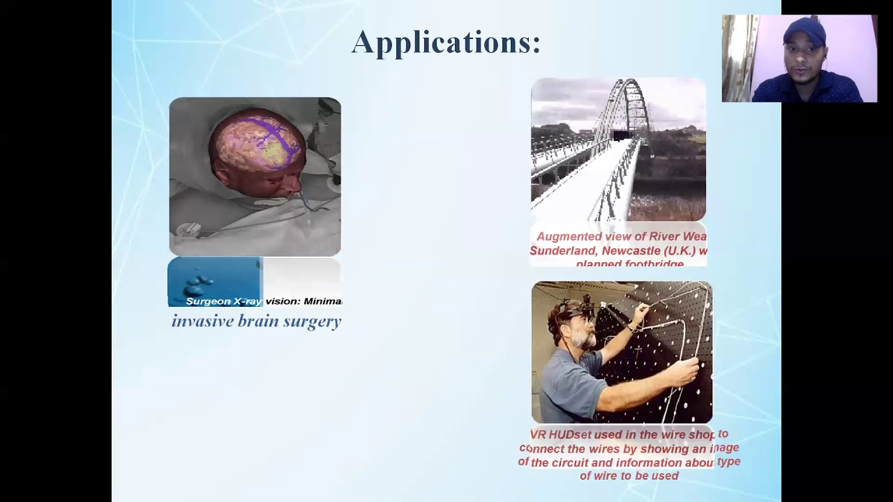 seminar presentation of Augmented reality vs virtual reality by Arya tyagi (1613310043) - YouTube