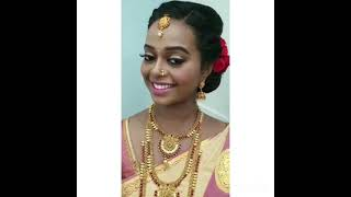 Traditional South Indian Bridal makeup/ Glam by nita/ wedding photoshoot