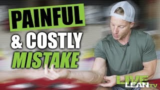 THE #1 FITNESS THING I WISH I STARTED SOONER [COSTLY MISTAKE]