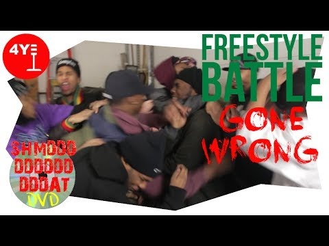 Freestyle Battle Gone Wrong! (Parody)
