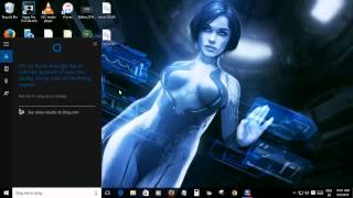 Windows 10 Cortana Features