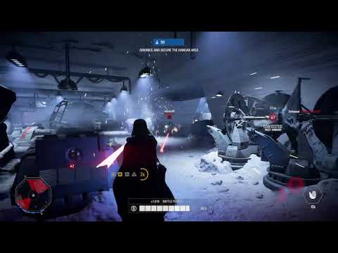 61 Darth Vader killstreak Star Wars Battlefront: 2