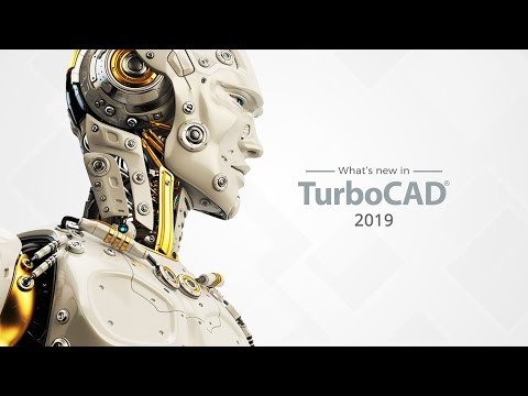 TurboCAD 2019- New And Improved Features