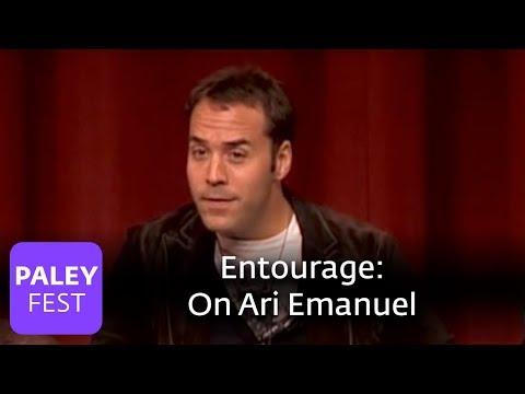 Entourage  Jeremy Piven on Ari Emanuel PaleyFest 2006