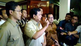 Prabowo Terima Laporan adanya 3,7 Juta DPT Meragukan di Jawa Tengah