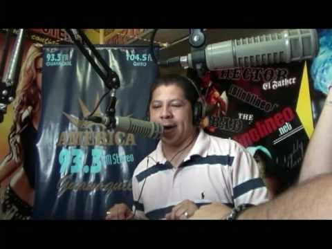 SPOT 2 RADIO AMERICA 93.3 FM GUAYAQUIL - ECUADOR