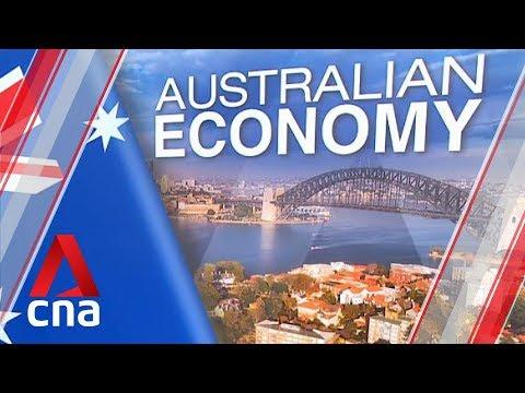 Australian Economic Growth Hits 10-year Low