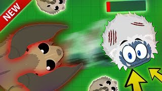 Mope.io New Crazy Markhor Raises All Animals In Air  Trolling Epic Andamp Best Moments