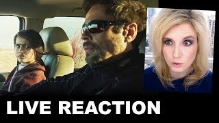 Sicario 2 Trailer REACTION