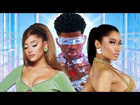 Lil Nas X – INDUSTRY BABY (ft. Ariana Grande & Nicki Minaj)