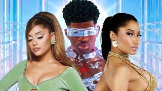 Lil Nas X - INDUSTRY BABY (ft. Ariana Grande & Nicki Minaj)