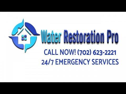 Water Damage Restoration Las Vegas Pro (702) 623-2221