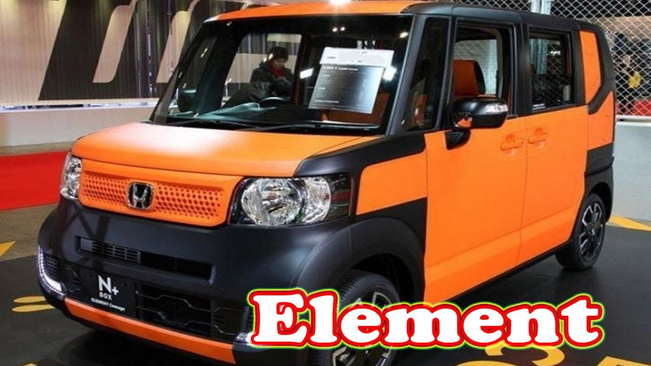 2021 Honda Element Price and Release date