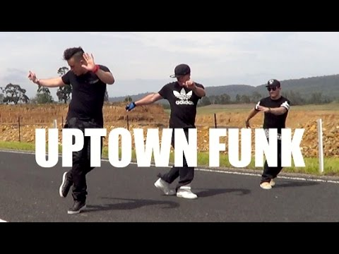 UPTOWN FUNK  Mark Ronson & Bruno Mars Dance Choreography  Jayden Rodrigues NeWest