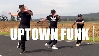 Repeat youtube video UPTOWN FUNK - Mark Ronson & Bruno Mars Dance Choreography | Jayden Rodrigues NeWest