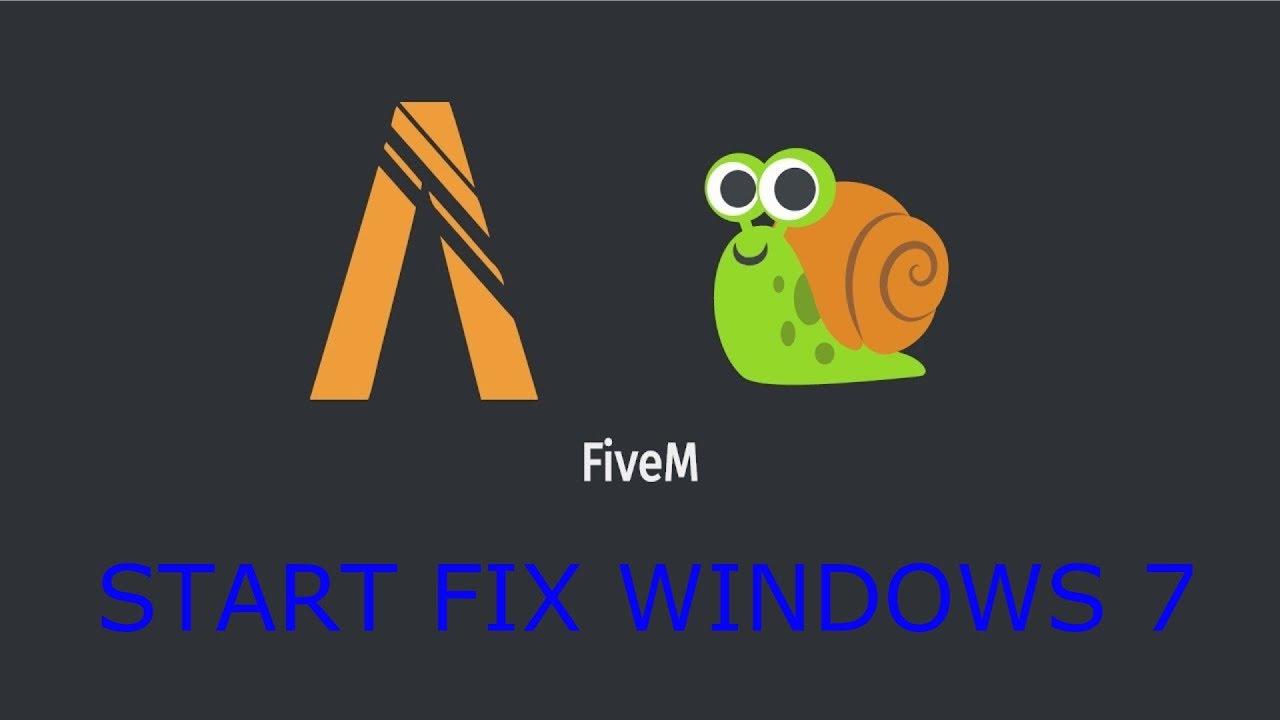Fix Start FiveM Windows 7