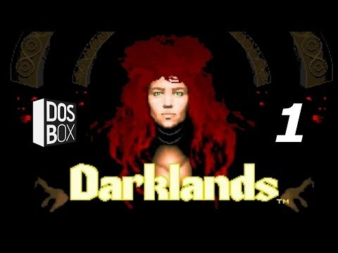 Let's Play Darklands by Microprose in DOSBox, Part 1: Good German Family Names